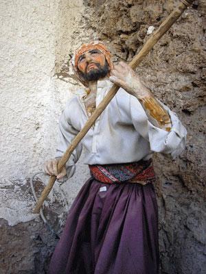 Експонати музею культури й історії Туреччини. Фото: Олена Підсосонна