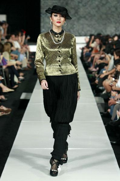 Тиждень моди 2010 року в Джакарті. Фото Ulet Ifansasti/Getty Images for Jakarta Fashion Week