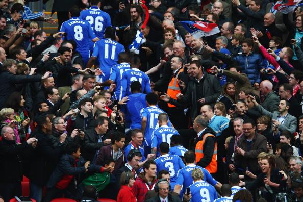 «Ливерпуль» — «Челси» Фото: Shaun Botterill /Getty Images Sport