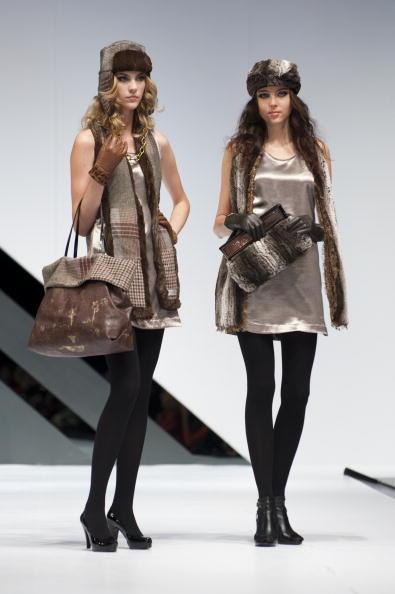 Тиждень моди «Осінь-зима 2010» в Гонконзі. Фото: Victor Fraile/Getty Images