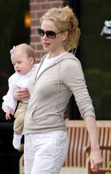 Николь Кидман и её дочка. Фото с epochtimes.com