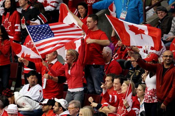 США - Канада фото:Jamie Squire,Harry How /Getty Images Sport