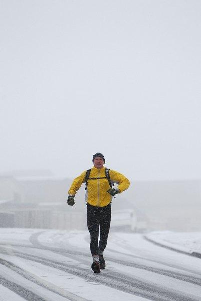 Нову Зеландію засипало снігом. Фото: Hagen Hopkins/Getty Images