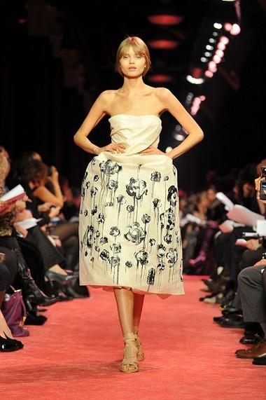 Колекція від Jason Wu сезону осінь-зима на Тижні моди Mercedes-benz в Нью-Йорку. Фото: Getty Imges