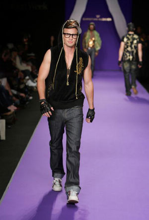 Кристиан Одижье (Christian Audigier), осень 2007. Фото: Frazer Harrison/Getty Images