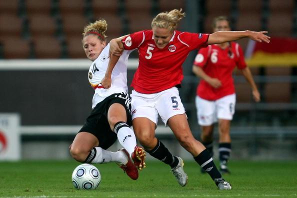 Німеччина-Норвегія фото:Ian Walton, Lars Baron /Getty Images Sport