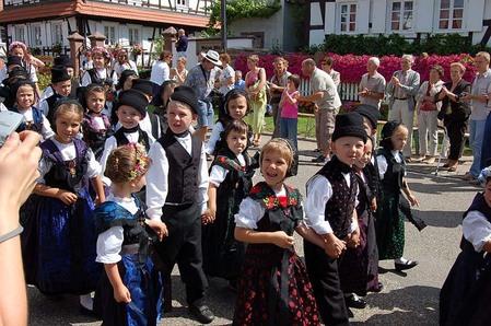 Селянське весілля в Ельзасі. Фото: Христіне Геклер/Велика Епоха