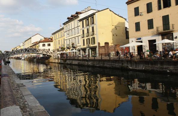 Канал Навільо Гранде. Фото: Vittorio Zunino Celotto/Getty Images