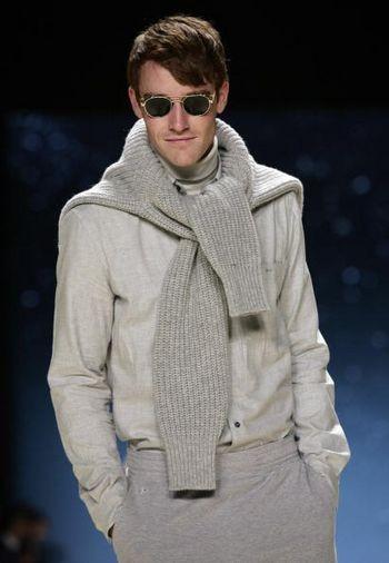Неделя моды от Mercedes-Benz в Нью-Йорке: спортивная одежда LACOSTE. Фото: Photo by Mark Mainz/Getty Images for IMG