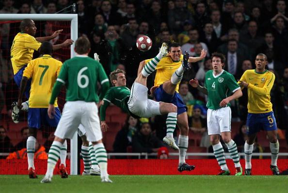 Фото: Ірландія - Бразилія Jamie McDonald,Hamish Blair /Getty Images Sport