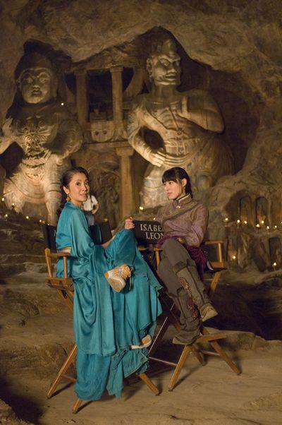 Кадр із фільму 'Мумія 3: Гробниця Імператора-Дракона' (The Mummy: Tomb of the Dragon Emperor). Фото: kinokadr.ru
