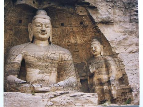 Печерні храми Юнкан. Фото з secretchina.com