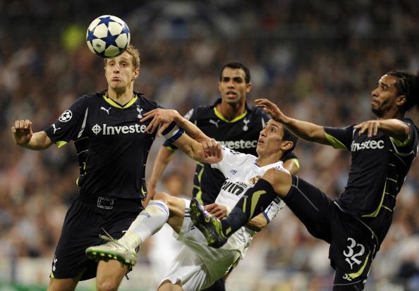 'Реал' - 'Тоттенхем' Фото: Jasper Juinen, Clive Rose /Getty Images Sport