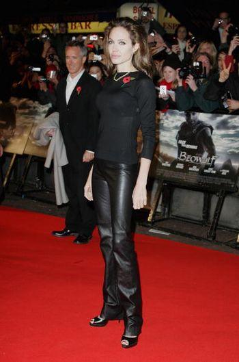 Анджелина Джоли / Angelina Jolie. Фото: Gareth Cattermole/Getty Images