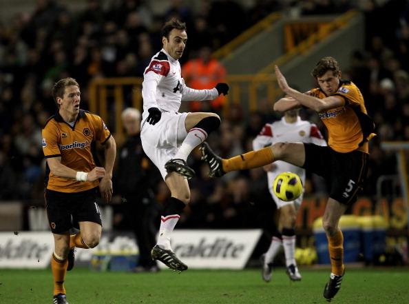 Вулверхэмптон - МЮ Фото: Getty Images Sport