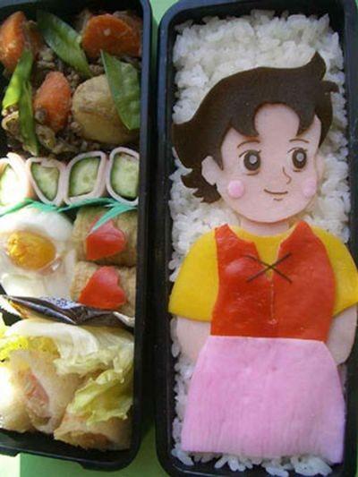 Это всё сделано из риса. Фото с epochtimes.com