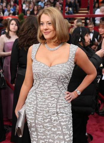 Кирстен Ли (Kirsten Lea) посетила церемонию вручения Премии 'Оскар' в Голливуде Фото: Timothy A. Clary/AFP/Getty Images