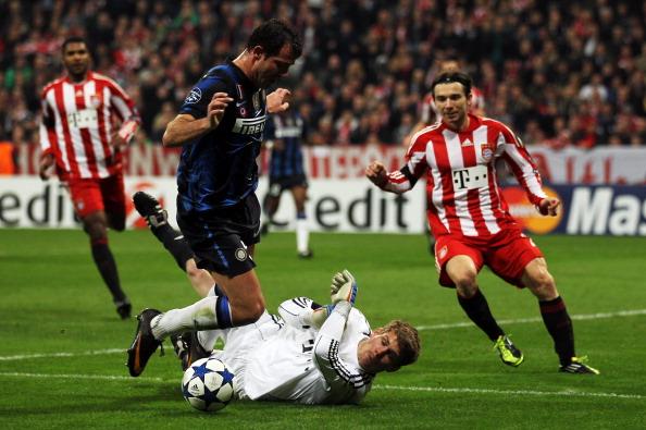 «Баварія» - «Інтер» Фото: Lars Baron, Martin Rose /Getty Images Sport