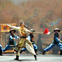 Танець 'Відданість Юй Фея'. Фото: Велика Епоха