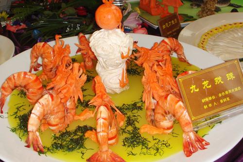 Страви китайської кухні не тільки смачні, але й красиві. Фото з aboluowang.com