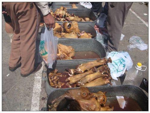 На рынках Синьцзяна. Фото с aboluowang.com