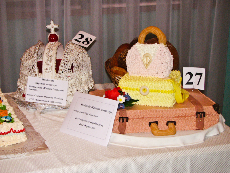Пекарский турнир прошёл в Киеве. Фото: Юлия Рябова/The Epoch Times Украина