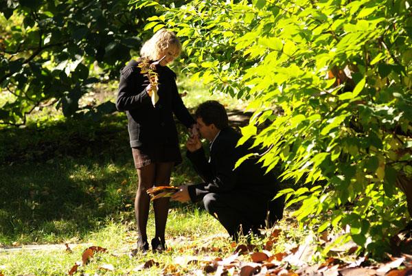Новый цикл удивительных сезонных перемен в природе можно увидеть в осеннем ботаническом саду в Киеве. Фото: Владимир Бородин/The Epoch Times