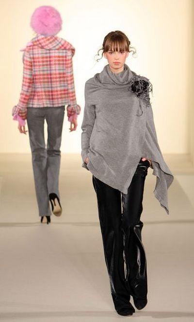 Колекція одяг японської фірми Musee D'Uji, осінь-зима 2008. Фото: Getty Images