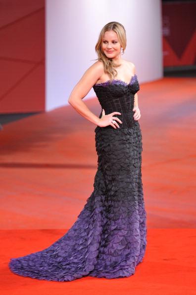 Австралійська акторка Еббі Корніш (Abbie Cornish). Фото: ALBERTO PIZZOLI/AFP/Getty Images
