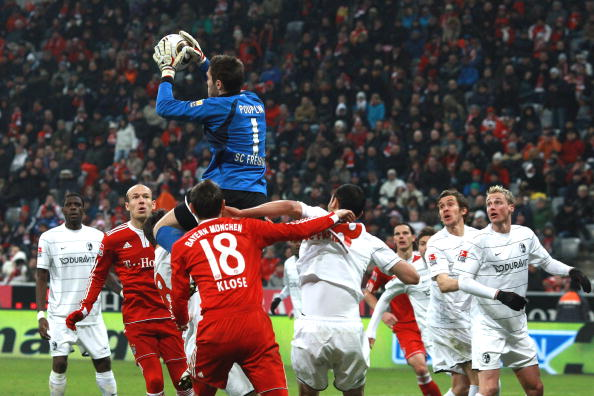 «Баварія» - «Фрайбург» фото:Alexander Hassenstein /Getty Images Sport