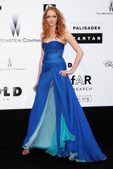 Звёздные наряды Каннского кинофестиваля 2009.Фото: FRANCOIS GUILLOT/AFP/Getty Images