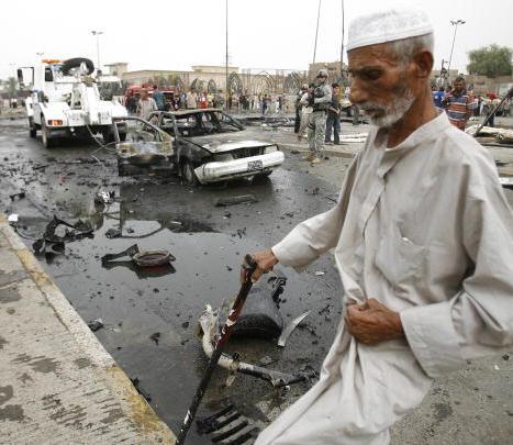 В Иране в автомобиле взорван ученый-ядерщик