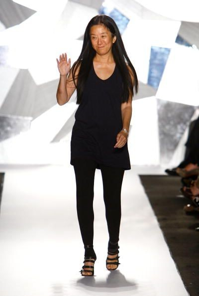 Vera Wang. Фото: Frazer Harrison/Getty Images