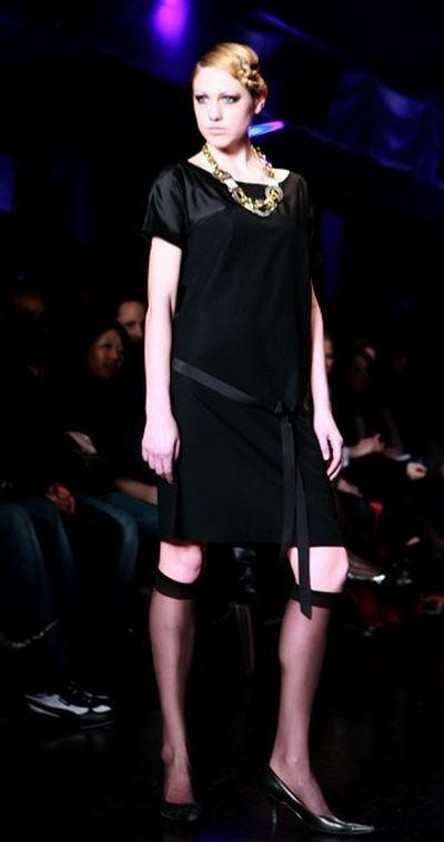 Тиждень моди L'Оreal у Торонто.Колекцiя від Zoran Dobric. фото:И Тянь/Тhe Epoch Times