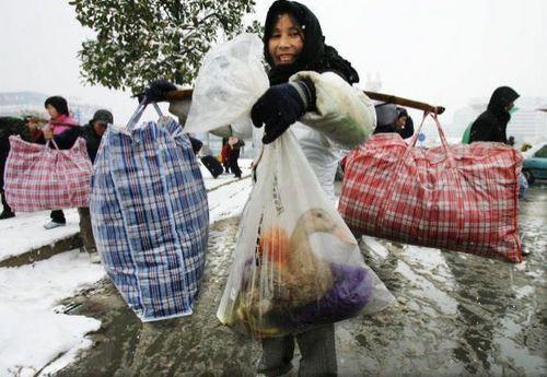 Район Ханкоу м. Ухань. Фото: China Photos/Getty Images