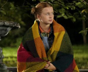 Сыгравшая главную героиню молодая актриса Екатерина Копанова. Фото: chudo-film.ru