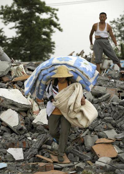Селище Цзюлун м. Менчжу провінції Сичуань. Фото: LIU JIN/AFP/Getty Images