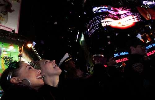 Нью-Йорк. США. Фото: Chris Hondros/Getty Images