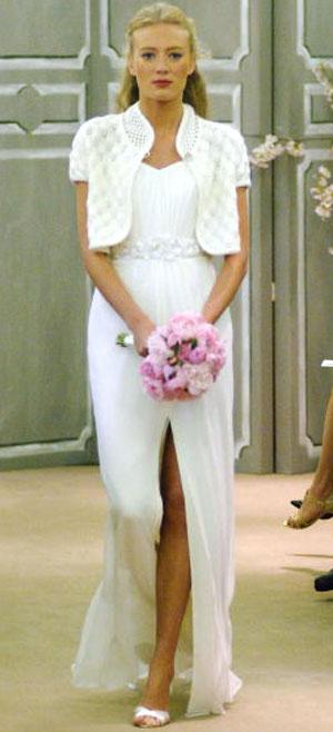 Колекція весільних суконь Carolina Herrera. Фото: H. Walker/Getty Images