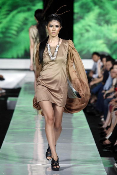 Тиждень моди в Джакарті. Фото Ulet Ifansasti/getty Images for Jakarta Fashion Week