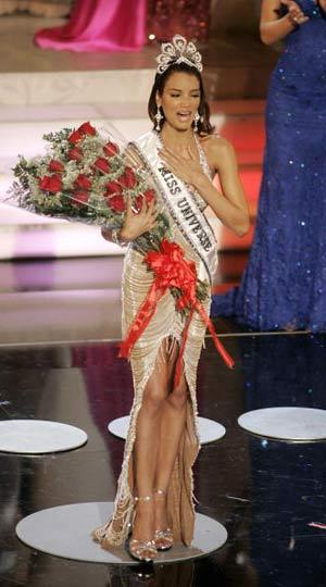 У конкурсі здобула перемогу Зулейка Рівера Мендоса з Пуерто-Ріко. Фото: Stephen Shugerman/getty Images