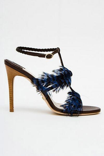 Туфли на высоком каблуке Александры Нил. Фото с efu.com.cn