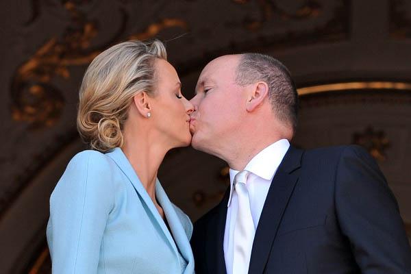 Весілля князя Монако Альбера II і Шарлін Уіттсток. Фото: Pascal Le Segretain/Getty Images