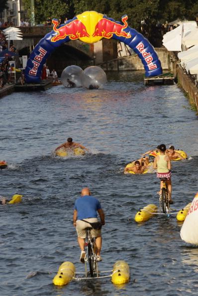 Водний фестиваль Stranavigli в Мілані. Фото: Vittorio Zunino Celotto/Getty Images