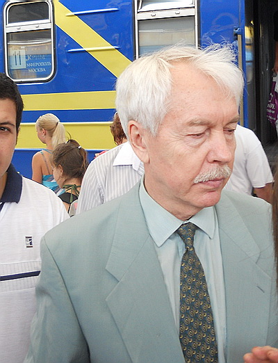 Перший і останній президент Республіки Крим Юрій Мєшков прибув 2 липня в Сімферополь. Фото: nr2.ru