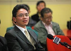 """Колишній консул КНР в Сіднеї, який отримав в Австралії політичний притулок, пан Чень Юнлінь: """"Китайська компартія зайшла в глухий кут!"""" Фото: Чень Мінше/Велика Епоха"""