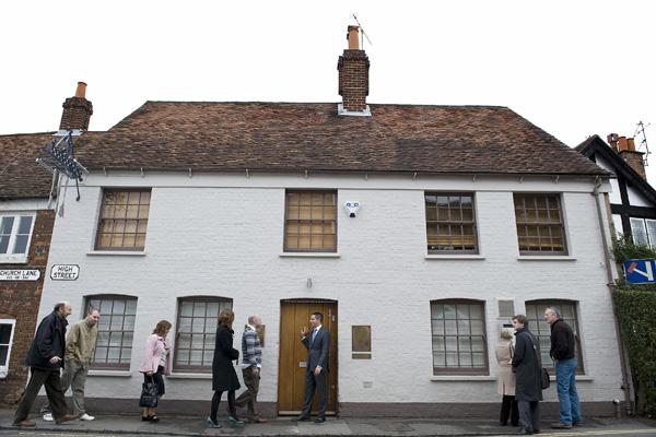 Ресторан Fat Duck, графство Беркшир. Фото: BEN STANSALL/AFP/Getty Images