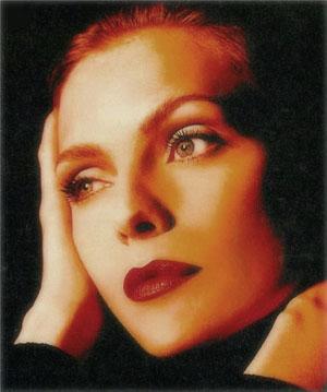 Фотосессия для журнала «Entertainment Weekly»,  1993 г.  Фото: Matthew Rolston