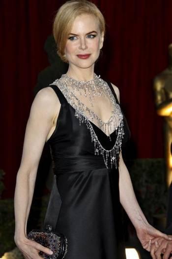 Актриса Николь Кидман (Nicole Kidman) посетила церемонию вручения Премии 'Оскар' в Голливуде Фото: Valerie Macon/AFP/Getty Images