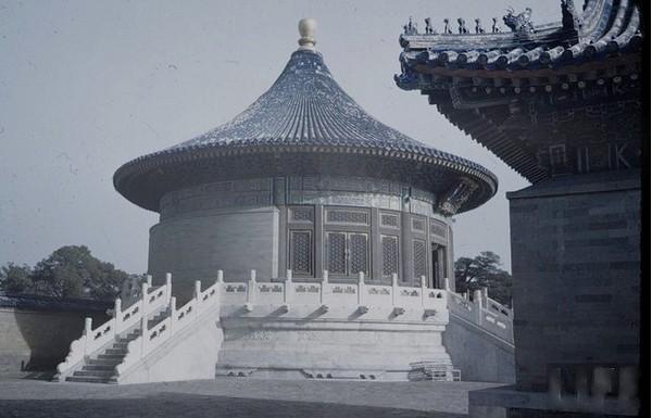 Пекін до утворення Китайської Народної Республіки. Фото: Dimitri Kessel